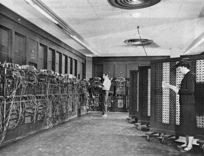 図B ENIAC