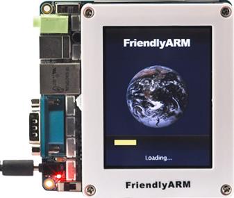 図1 ARM9を搭載したMINI2440