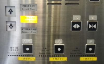 どれがボタンなのか悩んでしまうユーザインタフェース
