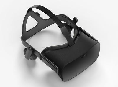 写真1 Oculus Rift