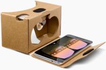 写真2 Google Cardboard