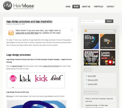 図3 このサイトのロゴはHMVに似てる気も