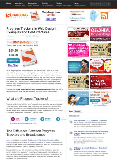 図2 Progress Trackerの作例と解説