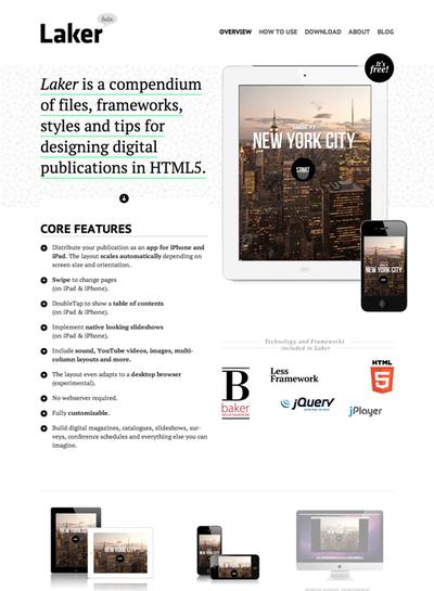 図2 HTML5で電子書籍アプリを作るソリューション