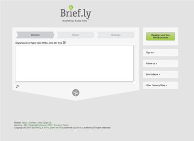 図6 複数URLをまとめて共有できるサービス