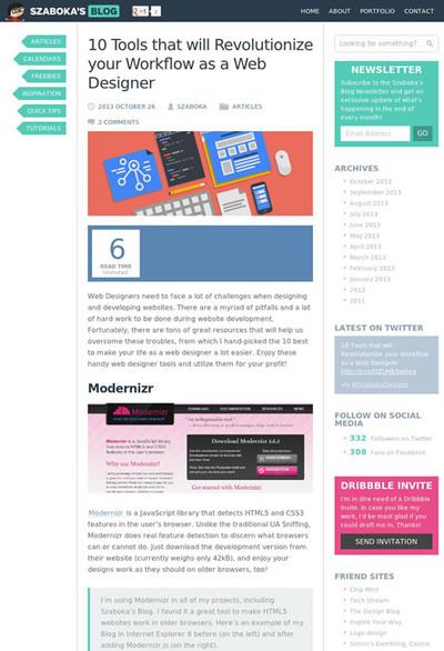 図4 Webデザインに役立つツール10選