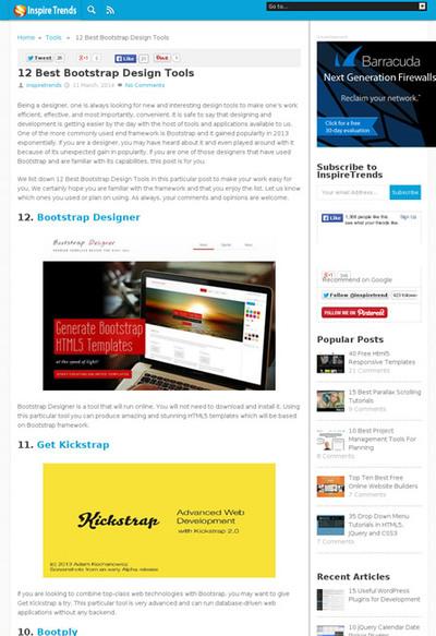 図6 Bootstrap関連のデザインツールのまとめ