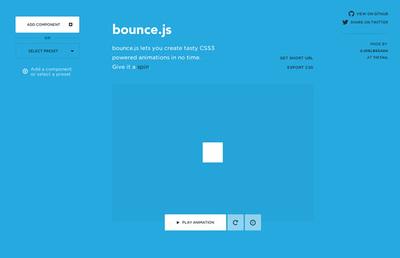図6 CSS3アニメーションを簡単に作れるサービス
