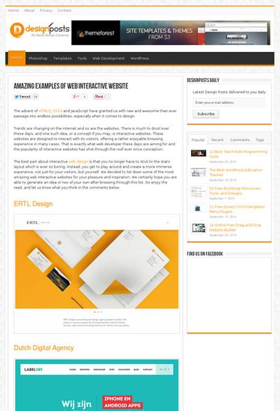 図4 インタラクティブな仕掛けが面白いWebサイトいろいろ