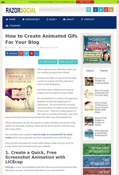 図4 アニメーションGIFを作る方法とツールを紹介