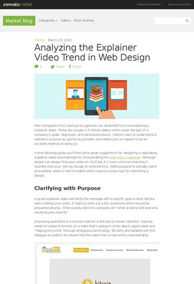 図3 Webデザインにおける動画について