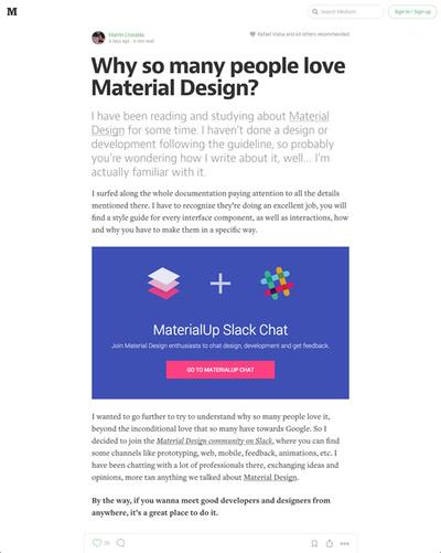 図5 マテリアルデザインが多くの人から好かれている理由