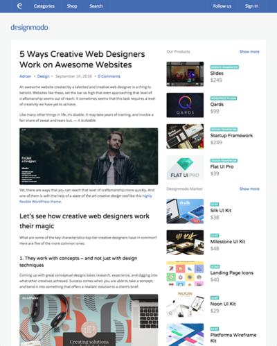 図3 クリエイティブなWebデザイナーに共通する5つの特性