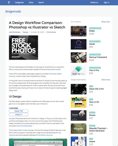 図4 背景を使ったWebデザインのテクニック4つ