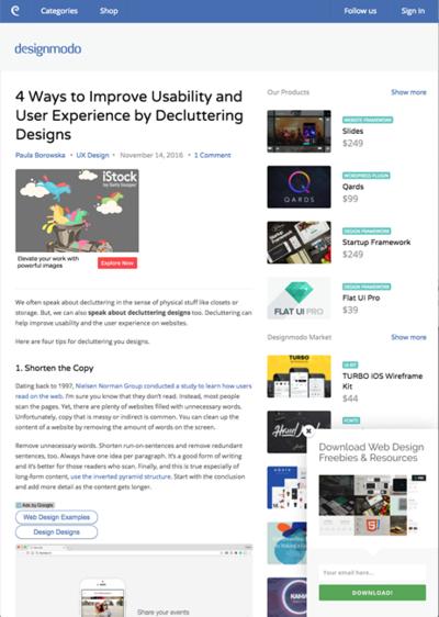 図3 ユーザビリティとユーザーエクスペリエンスを向上させる方法