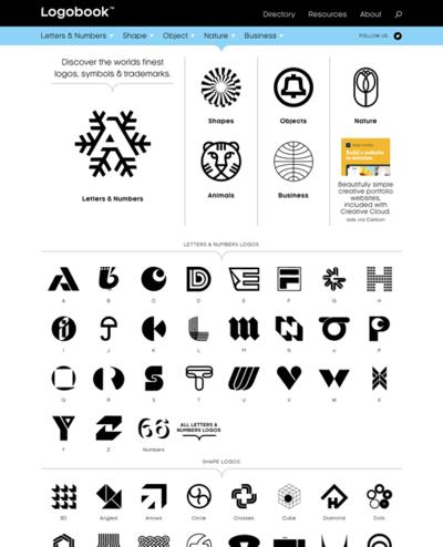 図6 ロゴ,シンボル,トレードマークをいろいろな切り口で探せるサービス