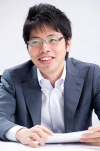 株式会社ミクシィ代表取締役社長 笠原健治氏