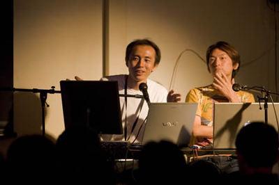 佐野勝彦氏(左)中村洋基氏(右)