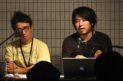 柴田大輔氏(左)鎌田貴史氏(右)