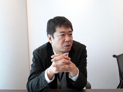 株式会社IMJモバイルのDirection本部本部長,川畑隆幸さん