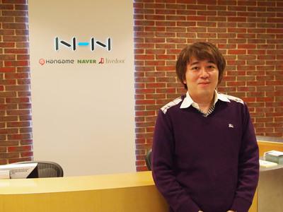 NHN Japan 執行役員/CTOの池邉智洋氏
