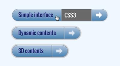 図3 ボタンにマウスポインタを重ねると追加情報がアニメーションで示される
