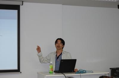 写真3 小川宏高氏