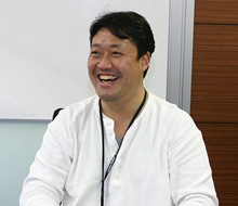 テックスタイル 岡田良太郎氏