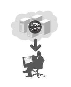 図2 クラウドサービスのイメージ