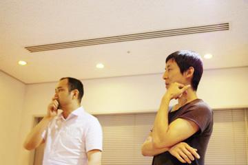 深澤さん(左),水藤さん(右)