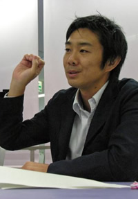 吉見大輔さん
