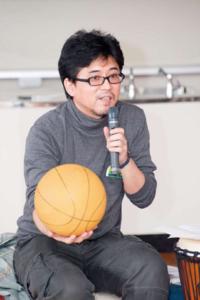 佐藤好彦先生(東京造形大学非常勤講師)