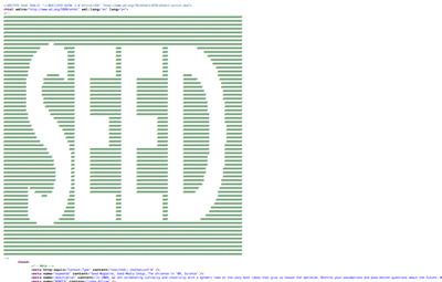 図3 SEEDの文字が浮かぶソース
