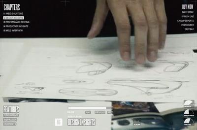 図6 完成までの裏側もコンテンツの一部