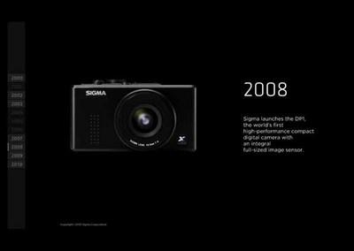 図2 10年間に誕生した製品とその背景が紹介されていく