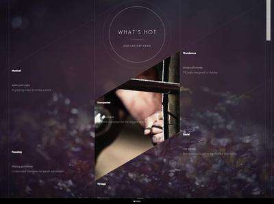 図3 HTML5周辺の技術が発展することで,生み出される表現もある
