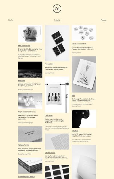 図6 オーストラリアのデザインスタジオ,「