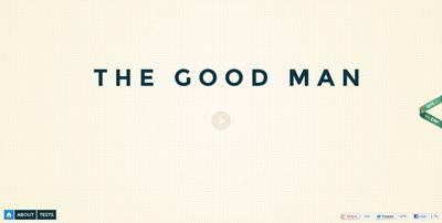 図4 Pedro Ivo Hudsonによるアニメーションプロジェクト,『The Good Man』
