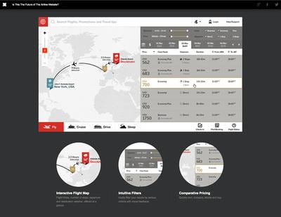 図2 ウェブサイトでは,さまざまなデザインを通して,提案が紹介されていく