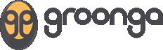 古いgroongaのロゴ