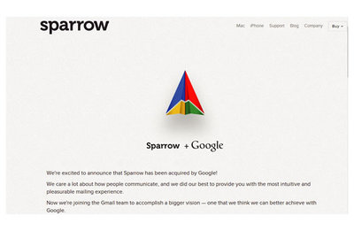 図 Sparrow
