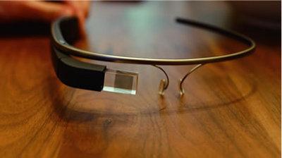 写真1 Google Glass