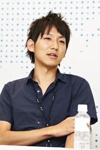 荒井裕司氏 ソーシャルゲーム事業本部 UI/UXグループ(デザイン制作部に所属していたデザイナ)