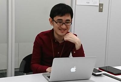 猿田浩輔氏