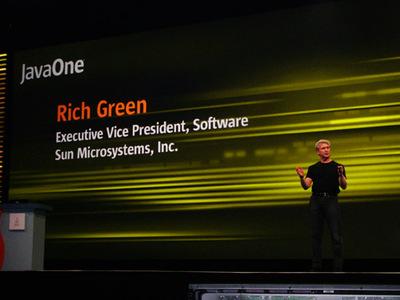 Rich Green氏