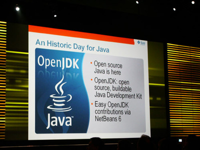 An Historic Day for Java