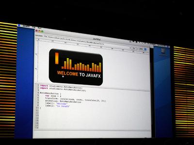 JavaFX Demo 2