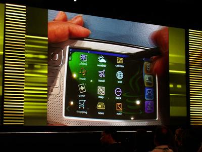 JavaFX Mobile Demo