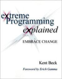 図1 『XP エクストリーム・プログラミング入門』の原著の表紙