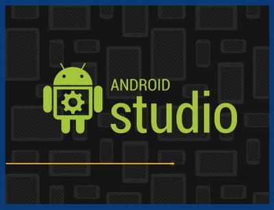 図4 Android Studioのスプラッシュスクリーン